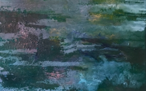 Humedales PinturadeEnric Correa  Compra arte en Flecha.es