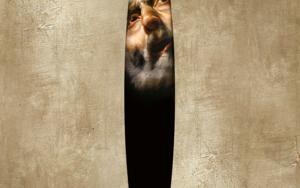 La mirada de Pedro|PinturadeEnrique González| Compra arte en Flecha.es