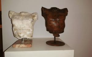 AGAMENON III|EsculturadePablo Rebollo Pérez| Compra arte en Flecha.es