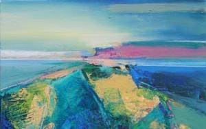 Ocean Light 2|PinturadeMagdalena Morey| Compra arte en Flecha.es