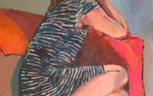 Julia|PinturadeLuz Parra| Compra arte en Flecha.es