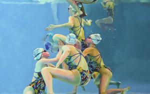 SINCRONIZADAS|PinturadeJose Belloso| Compra arte en Flecha.es