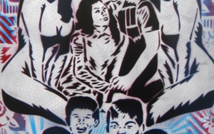 La Nueva Eucaristía PinturadeCarlos Madriz  Compra arte en Flecha.es