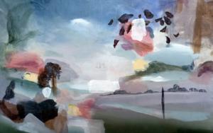 Desde México a Canarias|PinturadeLuis Kerch| Compra arte en Flecha.es