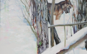 Cuando llega el invierno|PinturadeMaría Durá| Compra arte en Flecha.es