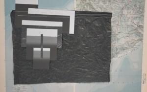 Petroleo 3|CollagedeFabiana Zapata| Compra arte en Flecha.es