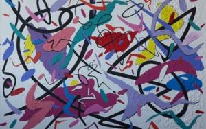 SUMMER - VIVALDI|PinturadeValeriano Cortázar| Compra arte en Flecha.es