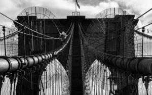 Empire State Series: Brooklyn Bridge|DigitaldeAnnick Blay| Compra arte en Flecha.es