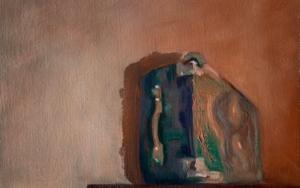 Para Benjamin, o Walter|PinturadeODETTE BOUDET| Compra arte en Flecha.es