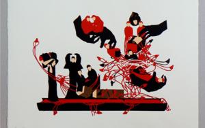 Antsirabe|Obra gráficadeJavier Pulido| Compra arte en Flecha.es