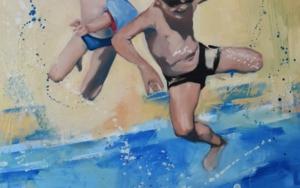 Kamikazes|PinturadeTeresa Infiesta| Compra arte en Flecha.es
