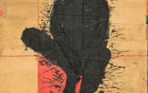 PERSONAJE SENTADO|PinturadeLuis Granda| Compra arte en Flecha.es