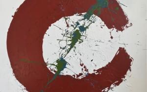 ORGÁNICO|PinturadeALFREDO MOLERO DOVAL| Compra arte en Flecha.es