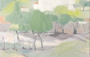 Boceto para mural|PinturadeCarmen Campos-Guereta| Compra arte en Flecha.es