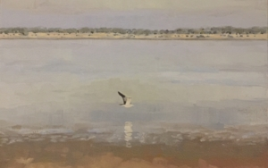 Bajo de guía|PinturadeCarmen Campos-Guereta| Compra arte en Flecha.es