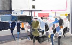 Check point|PinturadeSaracho| Compra arte en Flecha.es
