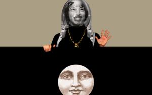 """ Sputnik""|CollagedeGabriel Aranguren| Compra arte en Flecha.es"