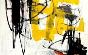 VERBO ABIERTO|PinturadeIVÁN MONTAÑA| Compra arte en Flecha.es