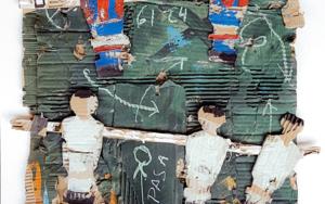 MADRID BARÇA|CollagedeBARBEITO| Compra arte en Flecha.es