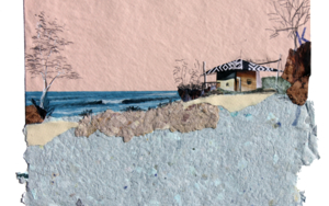 Con un clima amable|CollagedeEduardo Query| Compra arte en Flecha.es