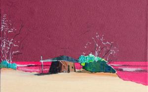 Solsticio de invierno|CollagedeEduardo Query| Compra arte en Flecha.es