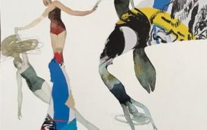 Sincronía III|CollagedeMenchu Uroz| Compra arte en Flecha.es