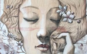 Soñar Flores o Primavera|CollagedeMenchu Uroz| Compra arte en Flecha.es