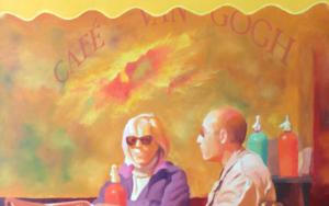 ARLES   PAREJA  1|PinturadeJose Belloso| Compra arte en Flecha.es