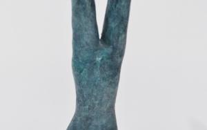 Saltimbanqui V|EsculturadeJenifer Carey| Compra arte en Flecha.es