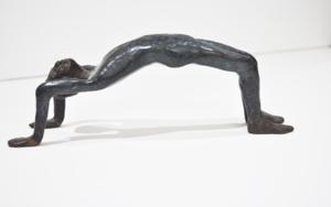 Saltimbanqui VI EsculturadeJenifer Carey  Compra arte en Flecha.es