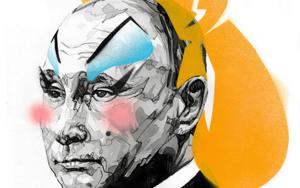 Putin/Divine DibujodeIvory  Compra arte en Flecha.es