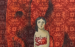 BIG RED|Obra gráficadeDidier Lourenço| Compra arte en Flecha.es