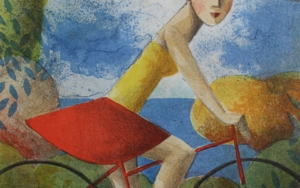 THE RIDE Obra gráficadeDidier Lourenço  Compra arte en Flecha.es