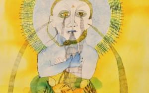 Chorar, Elipsis de Luz. Tercera fuente.|DibujodeReme Remedios| Compra arte en Flecha.es