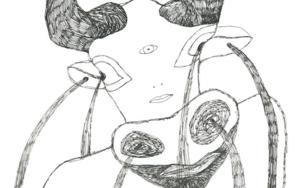 Chorar. Primera fuente.|DibujodeReme Remedios| Compra arte en Flecha.es