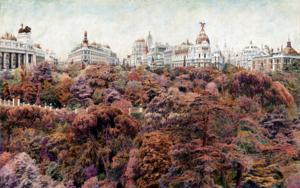 Gran Veduta de Madrid|FotografíadeCarlos Arriaga| Compra arte en Flecha.es