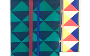 Sin título 9. Serie Approach to non painting|PinturadeDi.V| Compra arte en Flecha.es