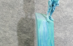El empuje que me faltaba II|EsculturadeReula| Compra arte en Flecha.es