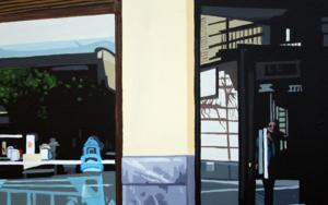 """LA FUENTE III"".|PinturadeROSANA SITCHA| Compra arte en Flecha.es"