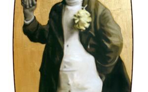 Yellow boy|PinturadeEnrique González| Compra arte en Flecha.es
