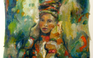 MANUKA. Time of New Kings|Obra gráficadeBettina Rebecca Westerheide| Compra arte en Flecha.es