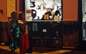 """LA FUENTE II"" PinturadeROSANA SITCHA  Compra arte en Flecha.es"