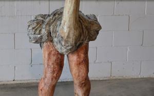 Harpy|EsculturadeJoan Priego| Compra arte en Flecha.es