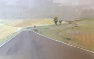 Espera|PinturadeCarmen Campos-Guereta| Compra arte en Flecha.es