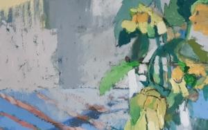 Girasol|PinturadeCarolina Veramendi B| Compra arte en Flecha.es