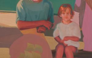 Ventanas verdes|PinturadeIrene Marzo| Compra arte en Flecha.es