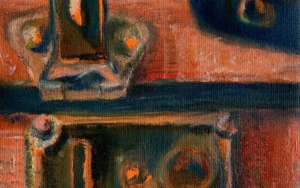 When?|PinturadeODETTE BOUDET| Compra arte en Flecha.es