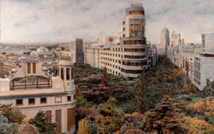 La Ciudad Descubierta|FotografíadeCarlos Arriaga| Compra arte en Flecha.es