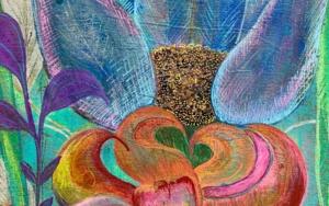 Floro|PinturadeMo Barretto| Compra arte en Flecha.es
