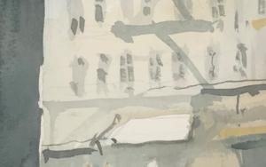 Calles|PinturadeIñigo Lizarraga| Compra arte en Flecha.es